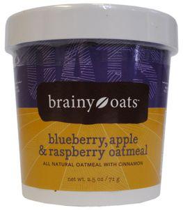 Blueberry, Apple & Raspberry Oatmeal